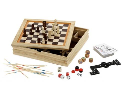 Комплект 7 игри Big Wood Game