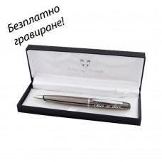 Метална химикалка Guess в кутия