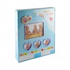Албум за снимки за бебе - момче