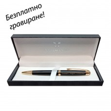 Метална химикалка Ezekiel в кутия