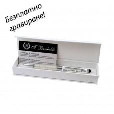 Метална химикалка Diamond в кутия