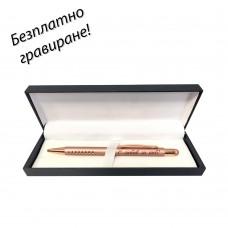 Метална химикалка Daisy в кутия