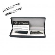 Метална химикалка Duomo в кутия