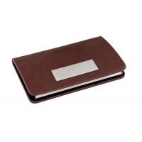 Кутия за визитки Brown