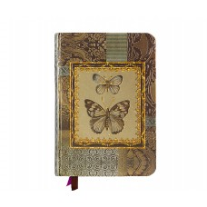 Дамски луксозен бележник Butterfly
