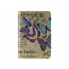 Дамски луксозен бележник Пеперуди