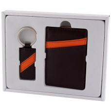 Комплект визитник и ключодържател Card
