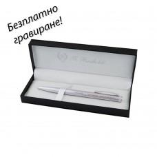 Метална химикалка Chic в кутия