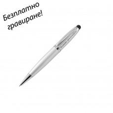 Метална химикалка с USB-флаш - Space