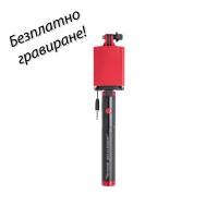 Селфи стик с външна батерия Alfa